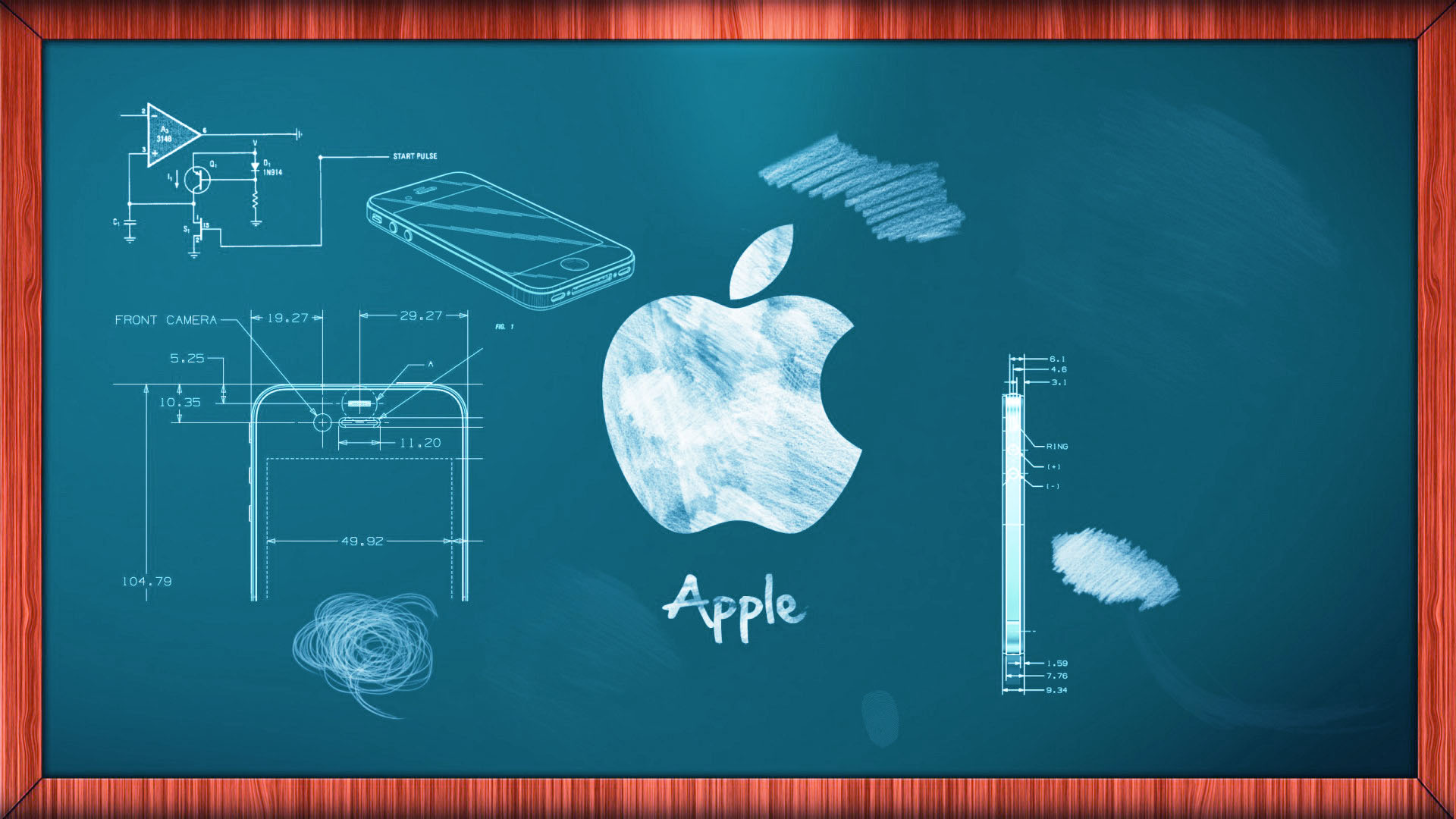Apple MAC Most Popular Wallpapers