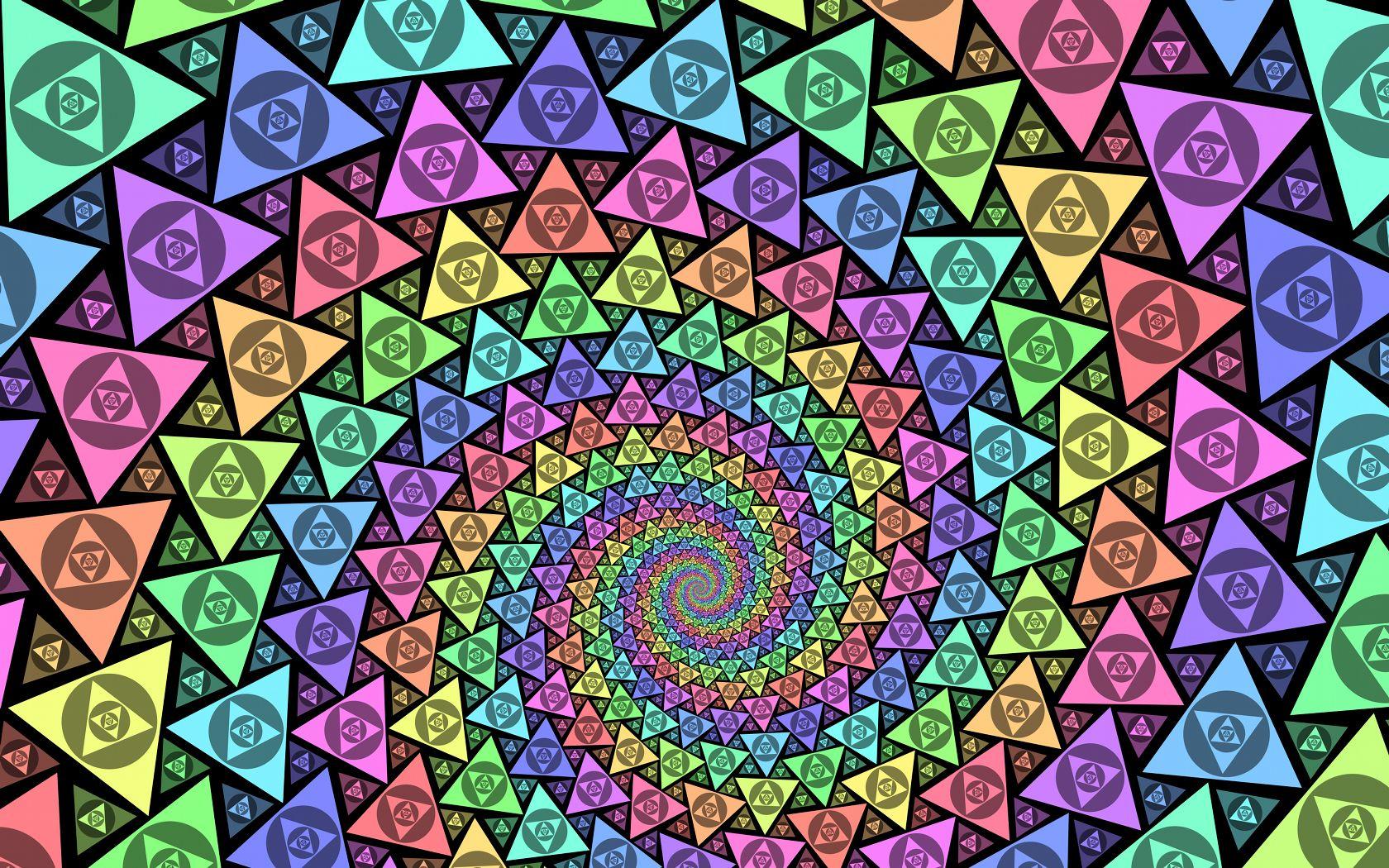Trippy Background Patterns