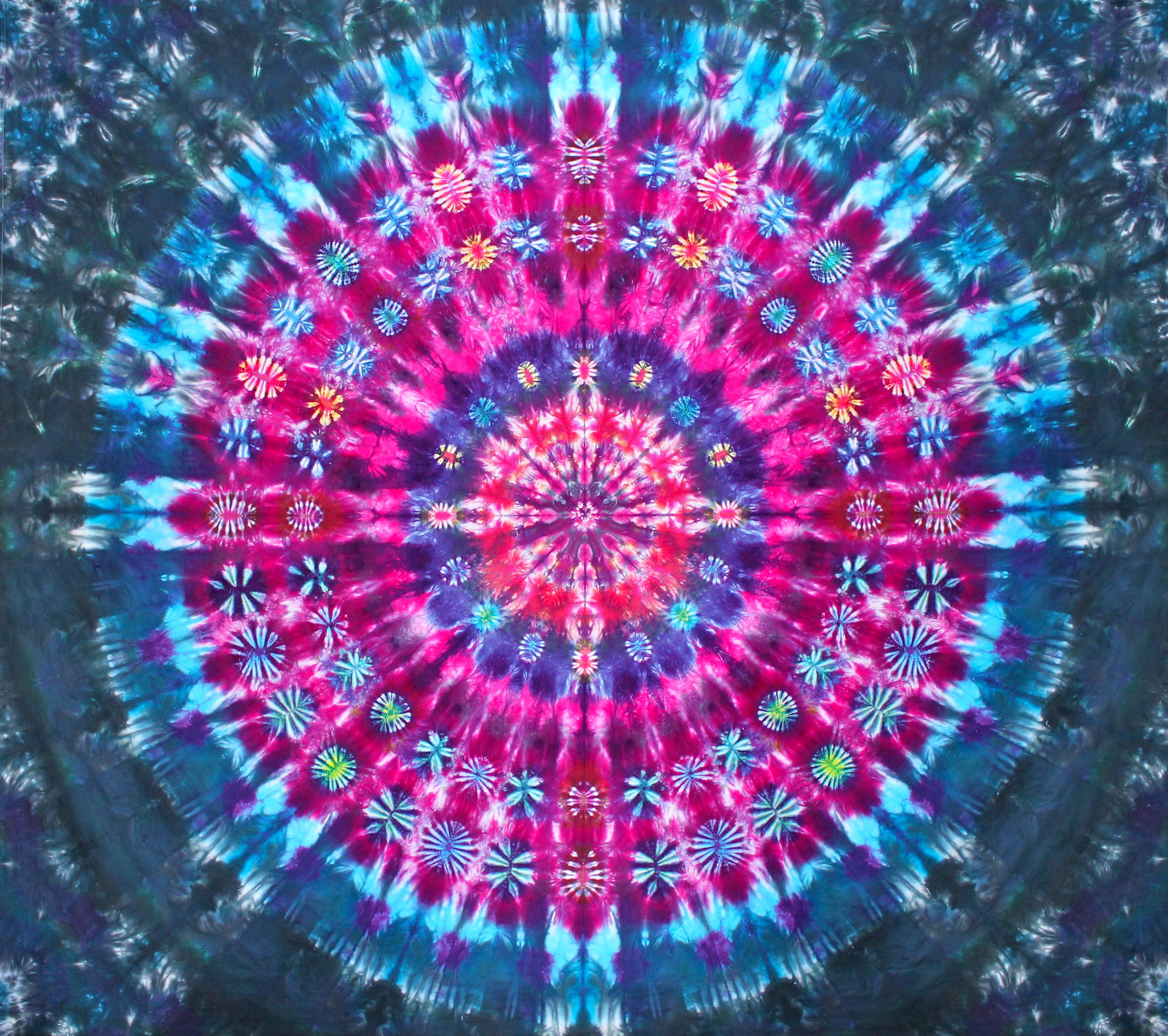 Trippy Background Pink