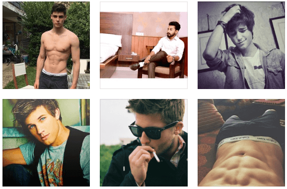Final, sorry, bold and sexy pictures of boys
