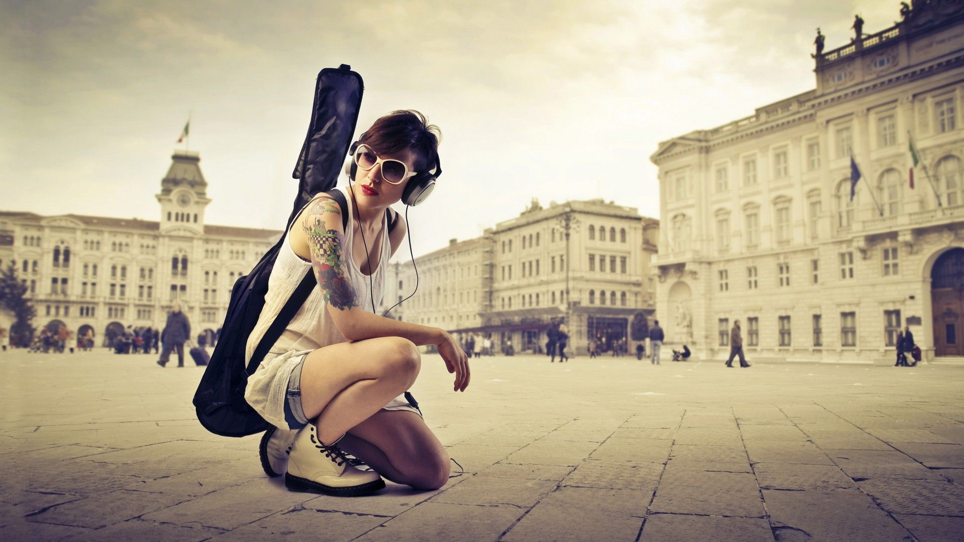 Hd Wallpaper Girls Wallpapers For Facebook Profile: 130+ Cool Stylish Profile Pictures For Facebook For Girls
