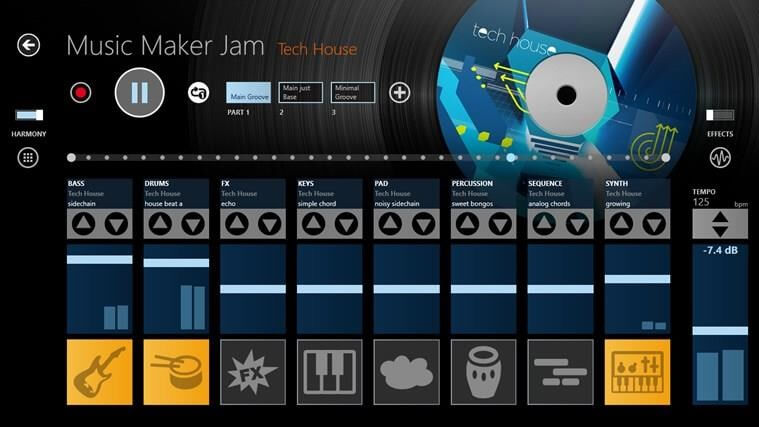 Magix Music Maker Jam