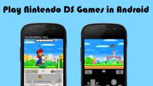 Play NDS Games