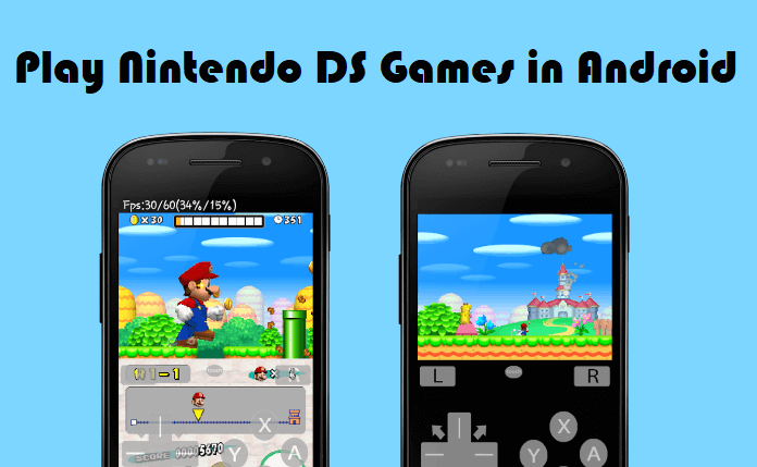 nintendo ds emulator android