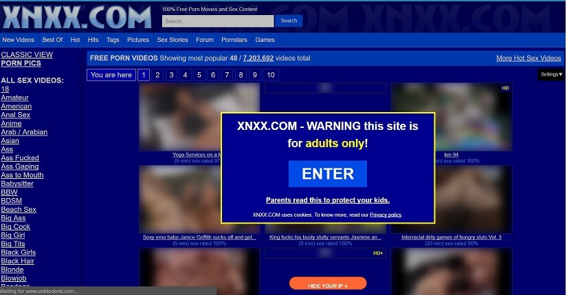 Xnxx unblock free download