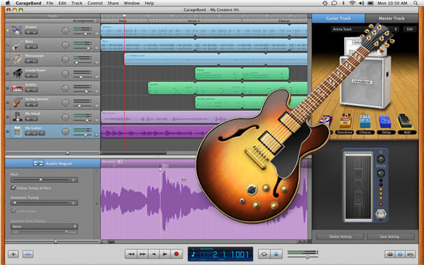 Image result for garageband for windows