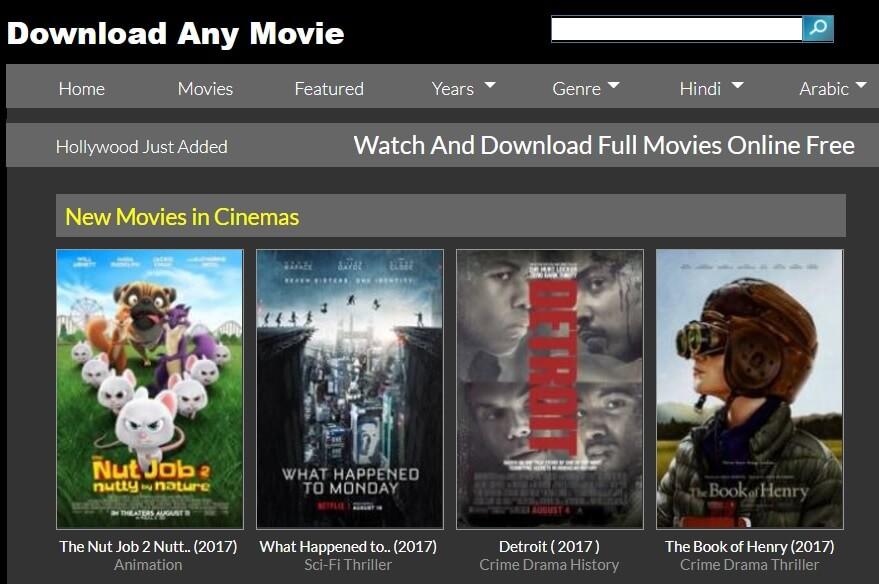 movies free