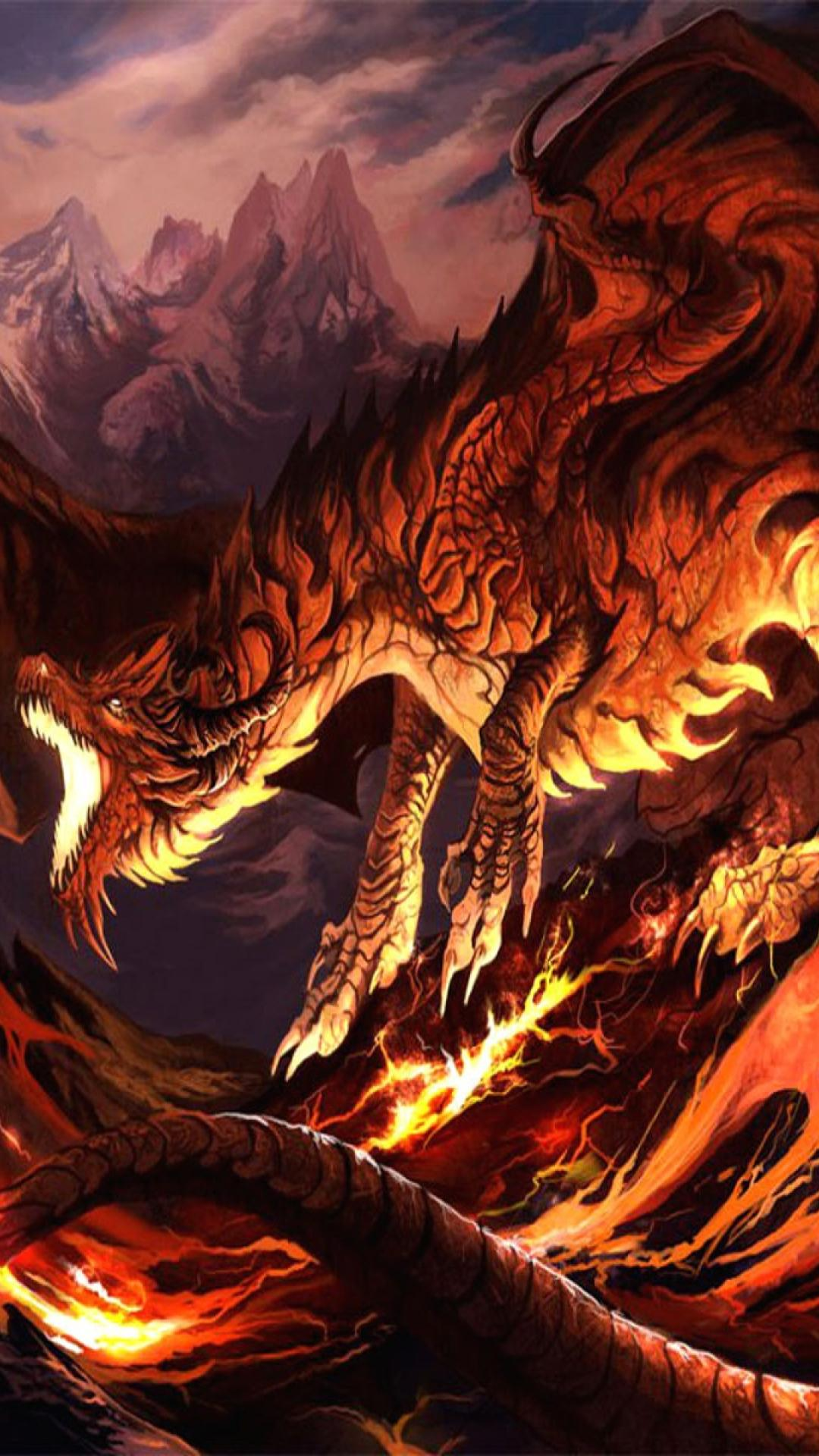 Fantasy wallpapers epic dragon fantasy iphone 1080x1920 - I phone fantasy wallpapers ...