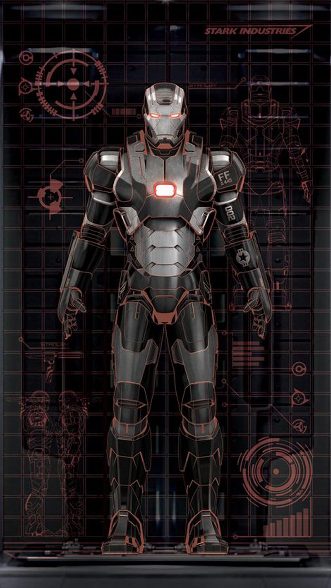 Iron Man Wallpaper For Mac