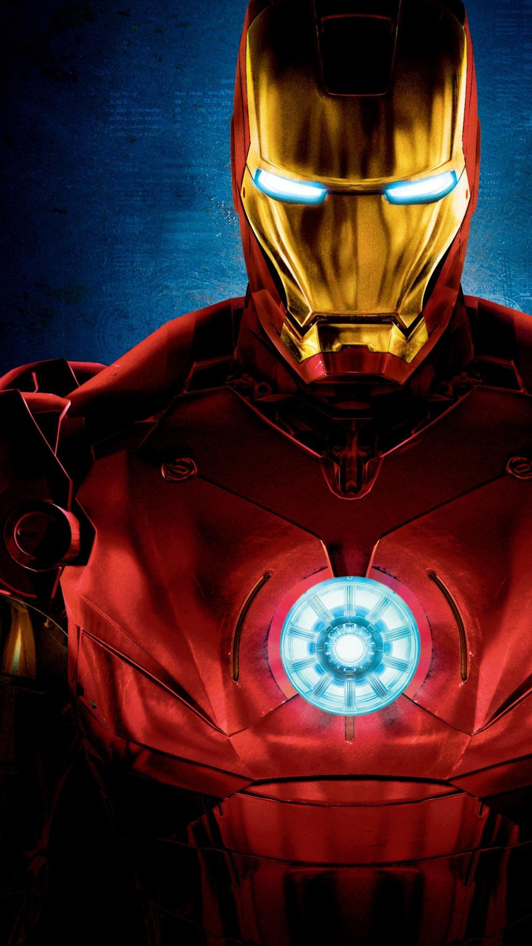 Iron man wallpaper for mobile