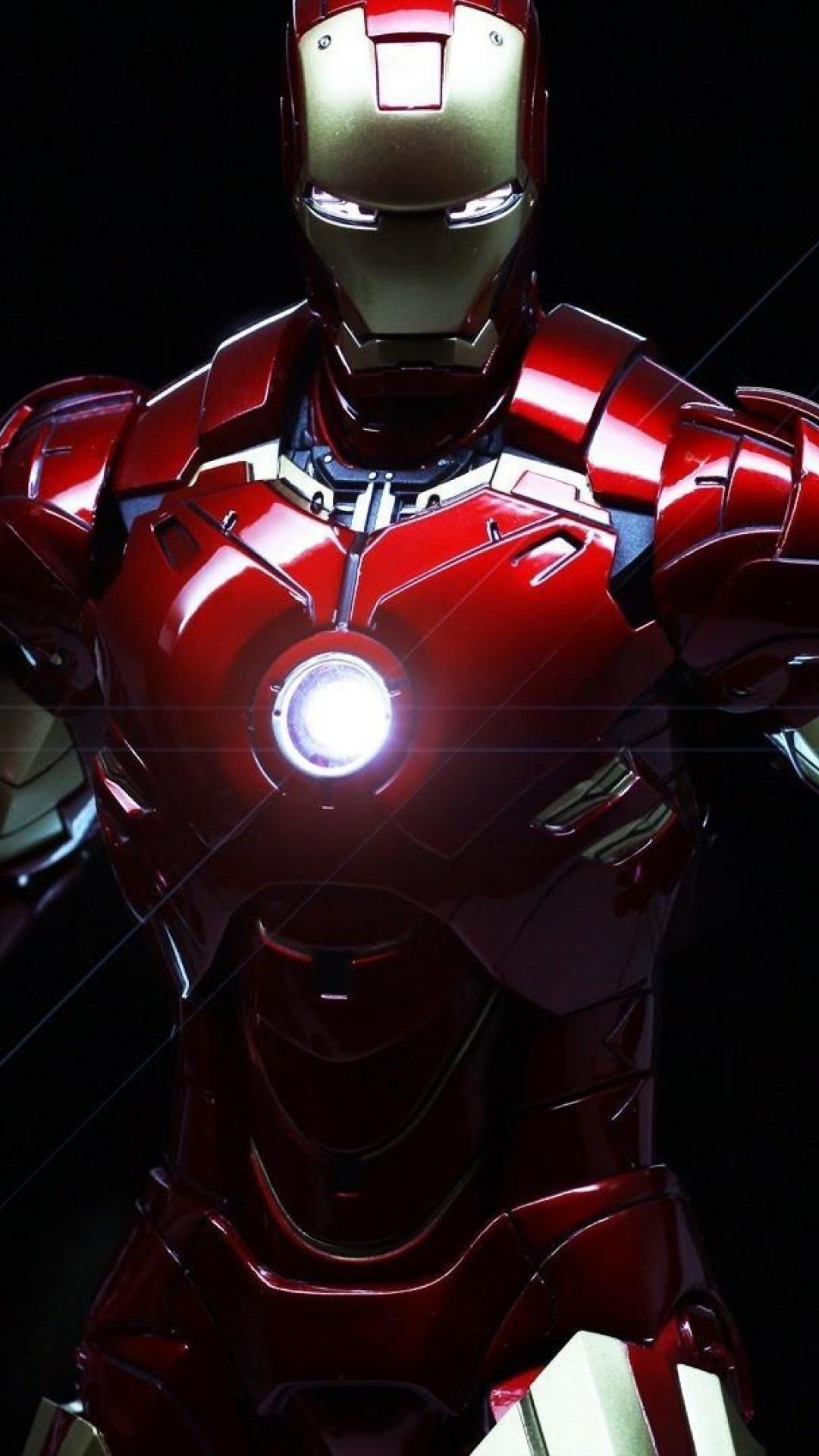 Iron Man Wallpaper ironman with balck background wallpaper ...