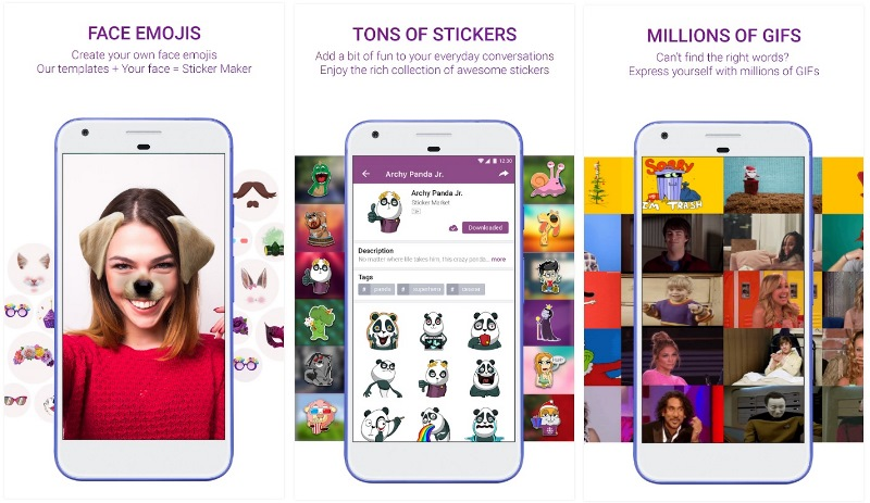 Sticker Market: The Best Emoji Keyboard for Android & iOS