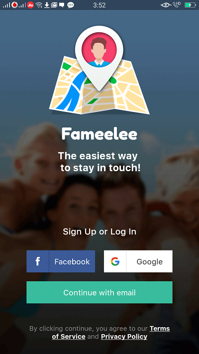 Fameelee Family Locator Will Keep Your Family And Friends