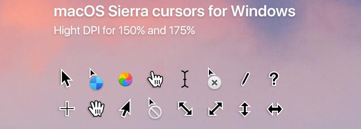 Mac Os Sierra Icon Pack For Windows 10