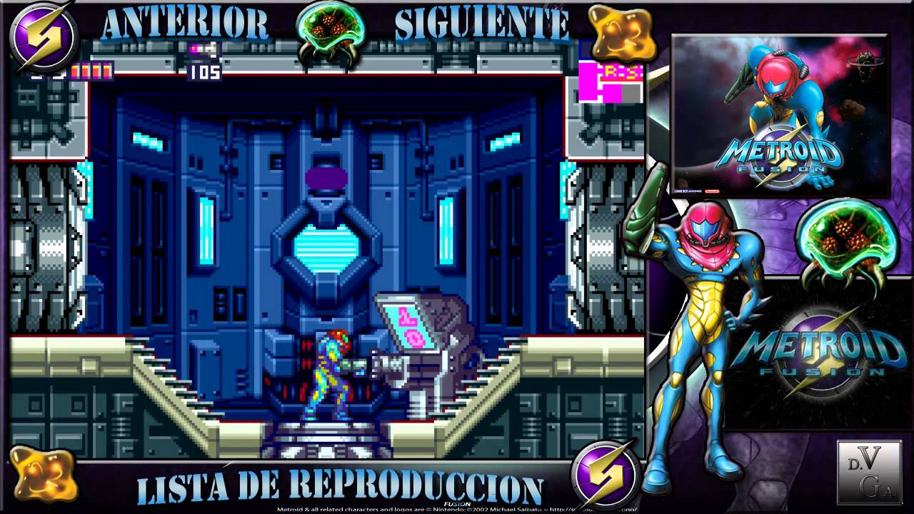 Metroid fusion online hacked ga
