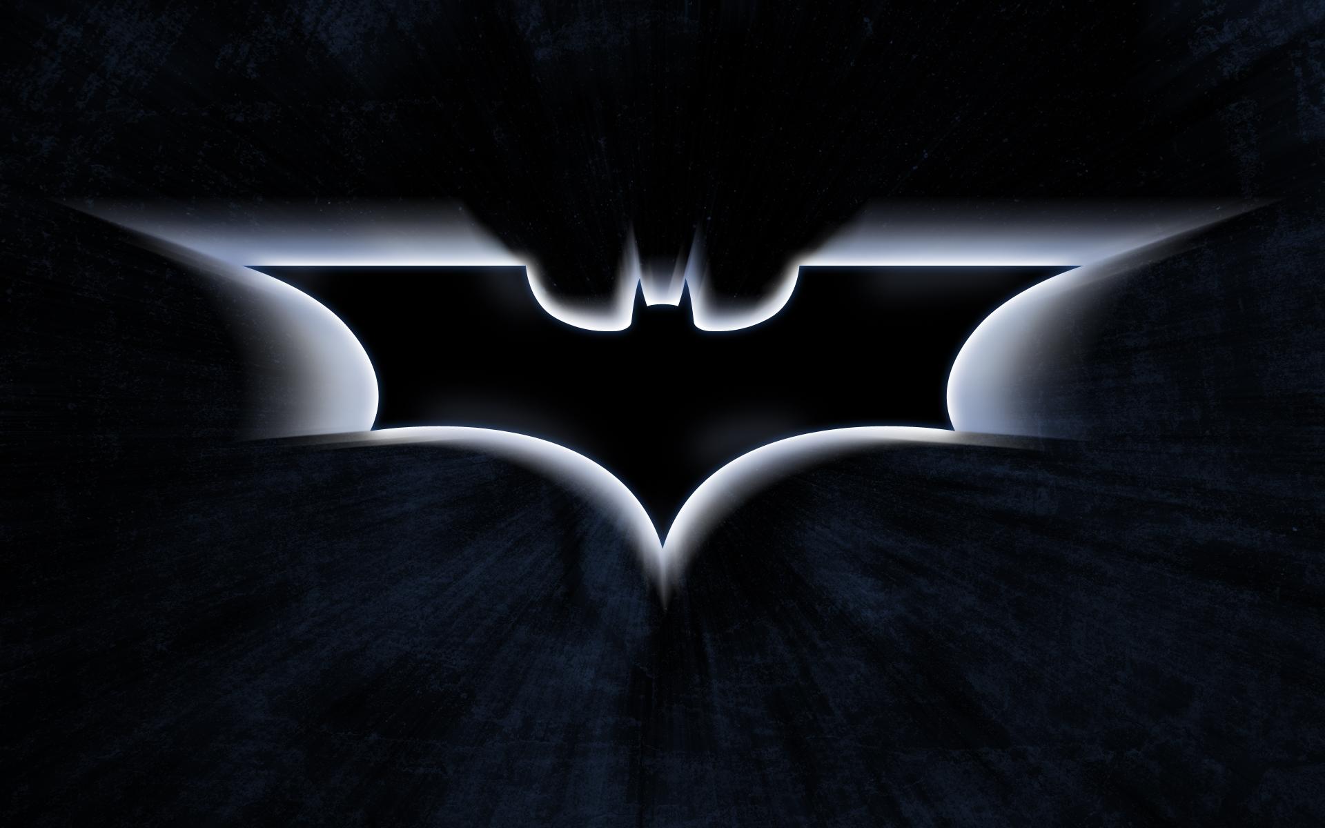 Batman Logo Dark Knight Rises