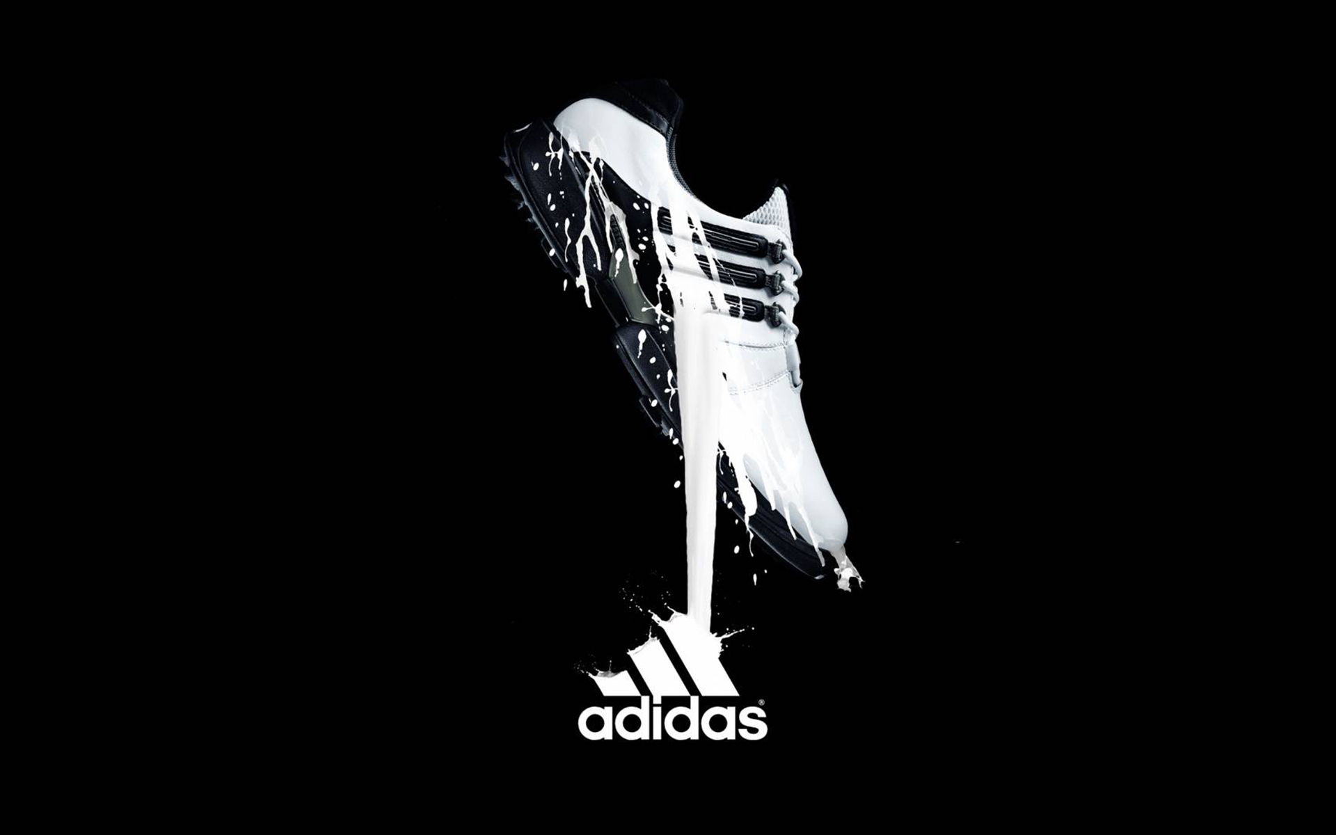 Adidas Lock Screen Logo Wallpaper For Iphone by lukejacobs02 .