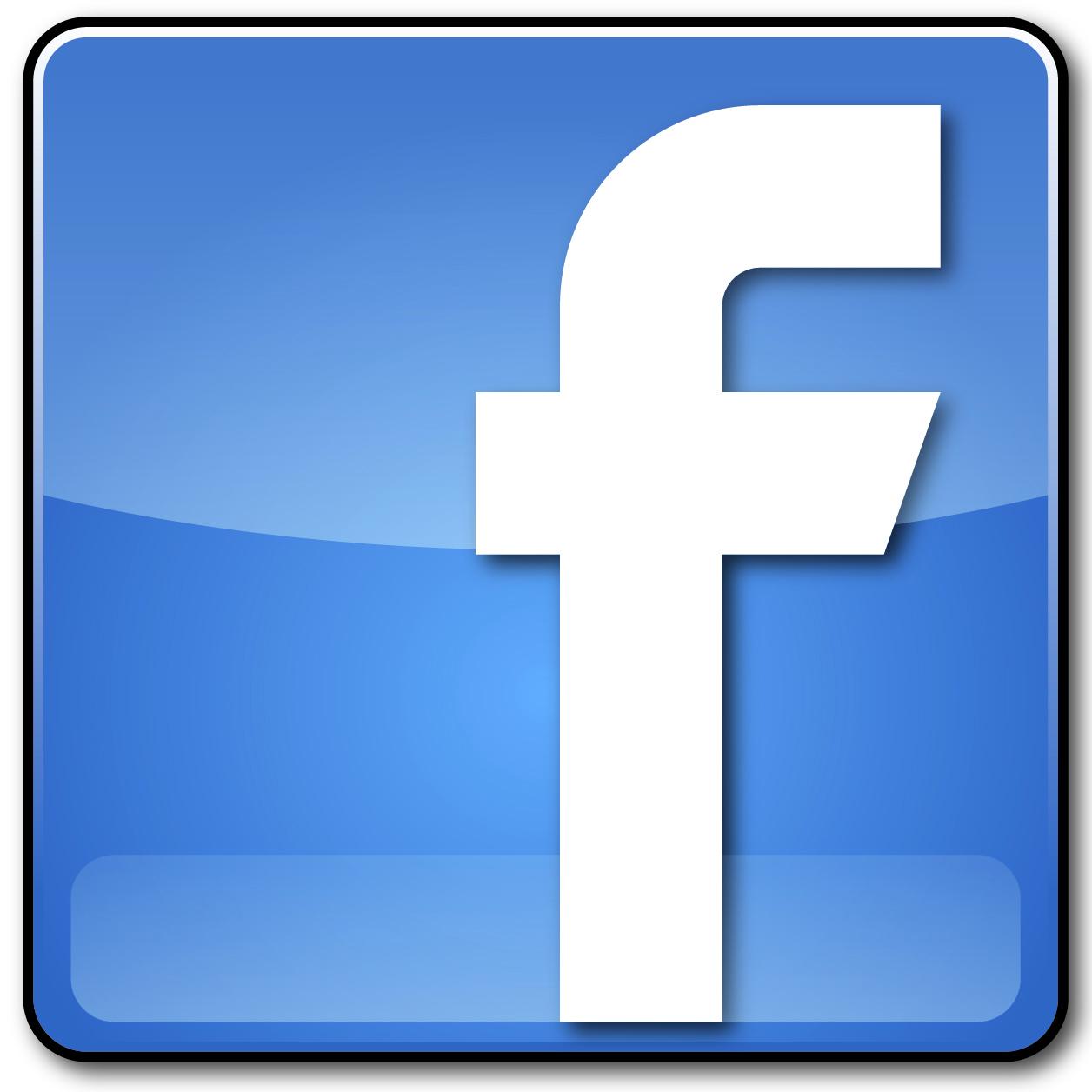 logo facebook en psd