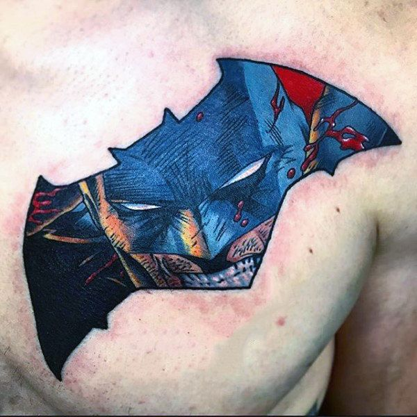 Best 25 Tattoo Maker Ideas On Pinterest: Batman-logo-tattoo-designs-best-25-batman-logo-tattoo