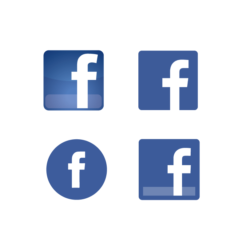500+ Facebook LOGO - Latest Facebook Logo, FB Icon, GIF, Transparent PNG