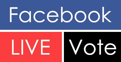 logo facebook live png