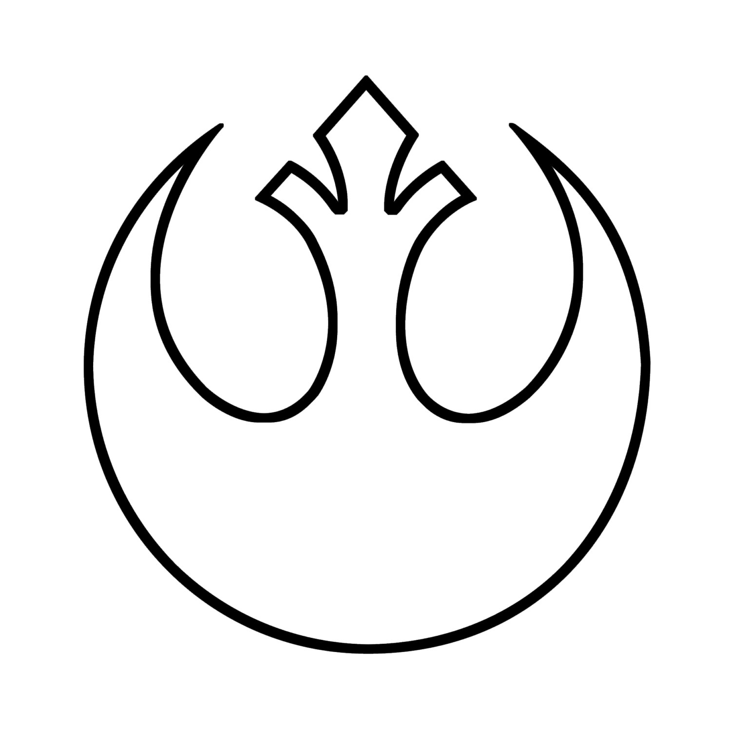 250 star wars logo latest star wars logo icon gif transparent png