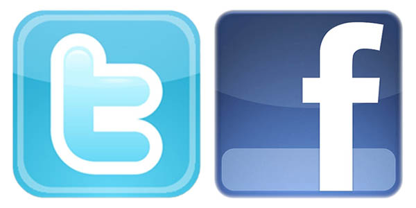 logo facebook or
