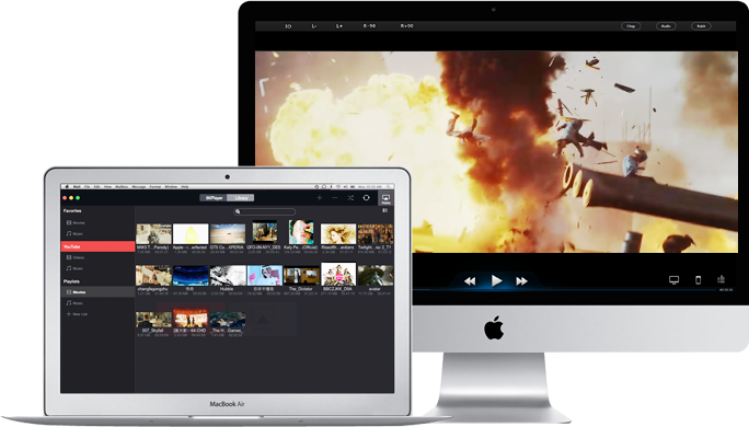 Watch, Stream, Download Videos with 5KPlayer For Free