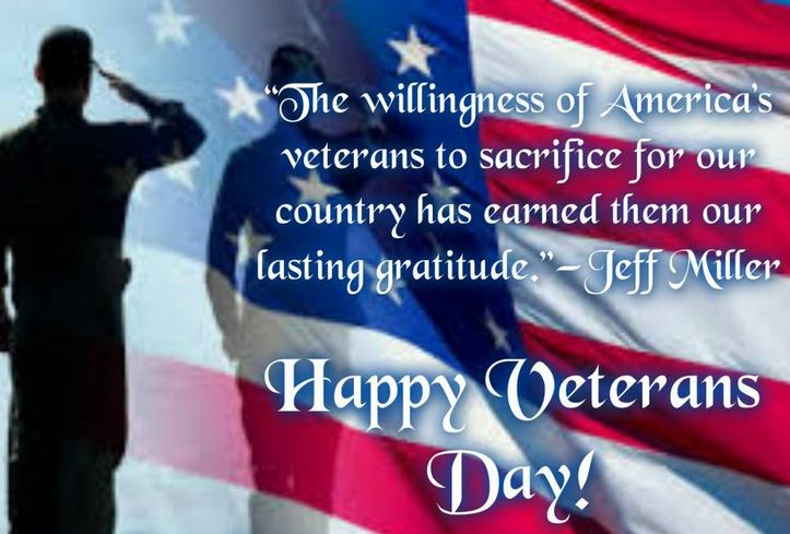 Happy-Veterans-Day-Quotes-Thank-You - Supportive Guru