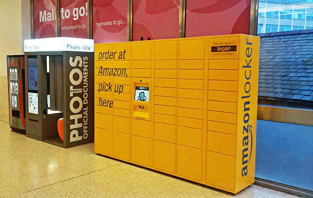 amazon locker 2000 locations in 50 cities of usa australia. Black Bedroom Furniture Sets. Home Design Ideas
