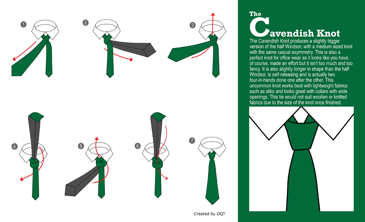 How To Tie A Step By Guide With Pics For 50 Knots Trinity Knot Diagram Van Wijk Necktie Persian