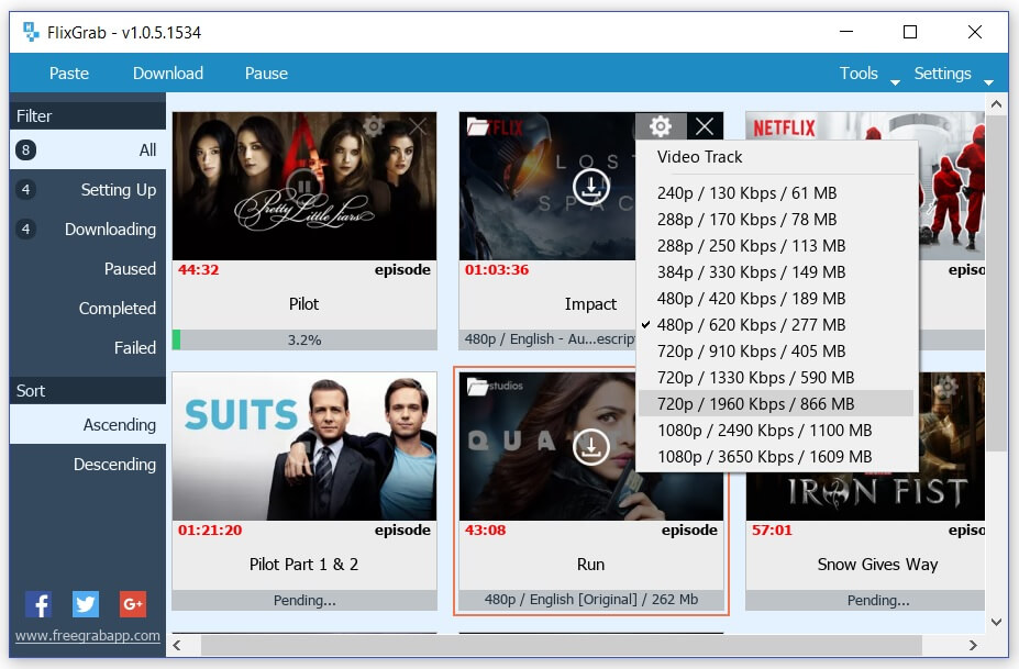 How to Download from Netflix, both Movies and TV Shows