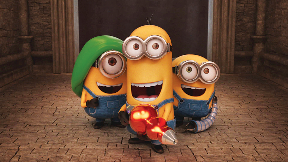 Minions 2015 Full Movie {HD} Free Download (50+ Torrents)
