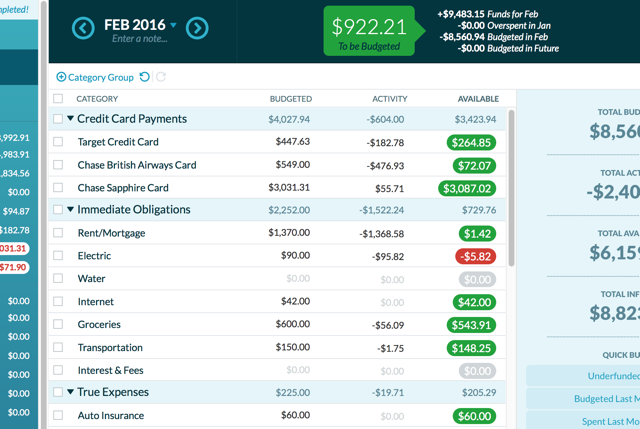 10 Best Personal Budgeting & Financing Software [2018]
