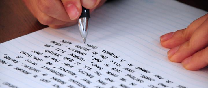 easy writing skills