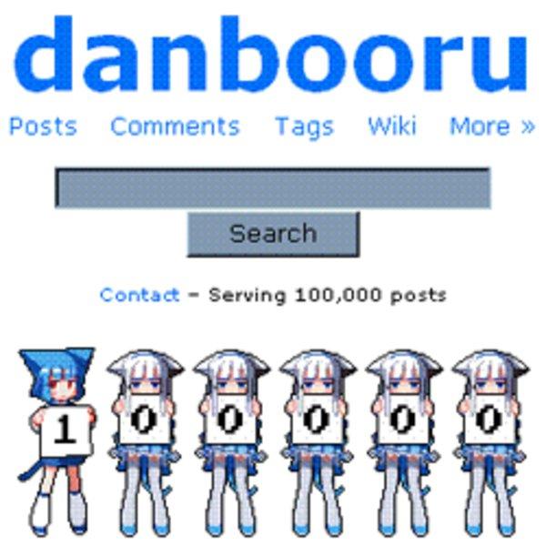 Danbooru Proxy