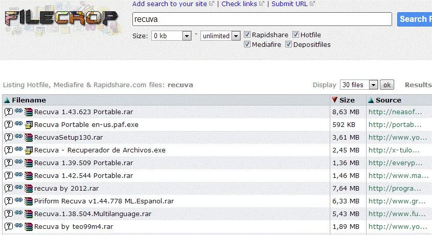 40 FileCrop Proxy/Mirror Sites to Unblock FileCrop com