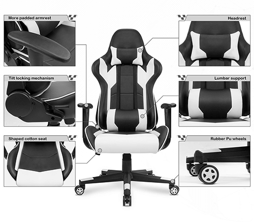 Top 10 Best Gaming Chairs You Can Buy Online