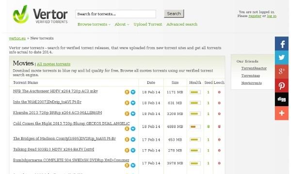 27 VerTor Proxy & Mirror Sites to Unblock VerTor Torrents
