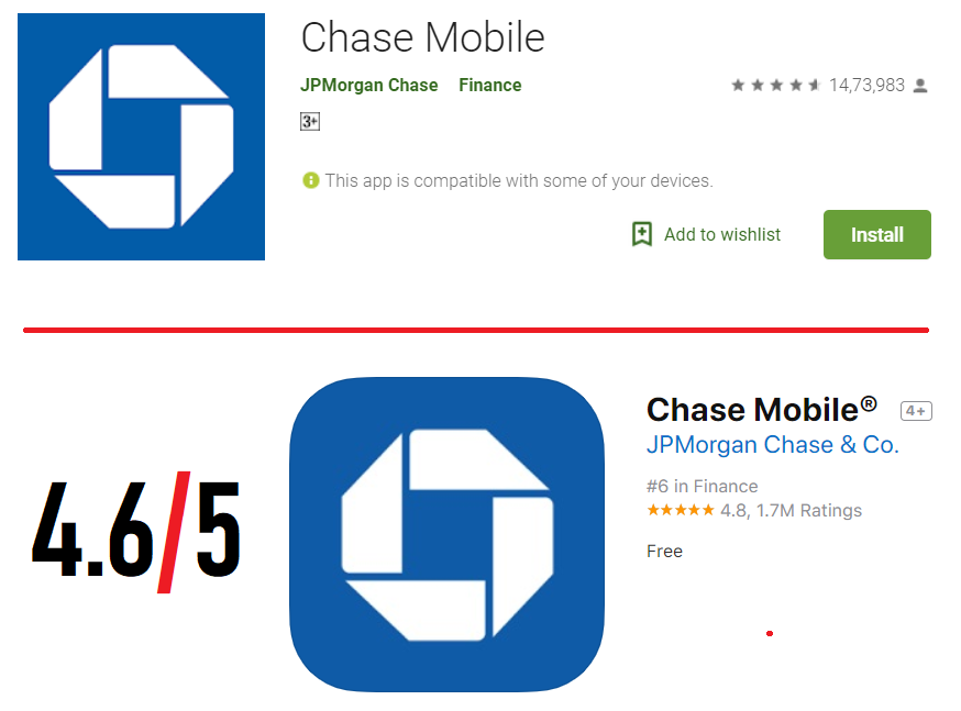 Chase Mobile - Your All in One Personal Accounting App for Mobile