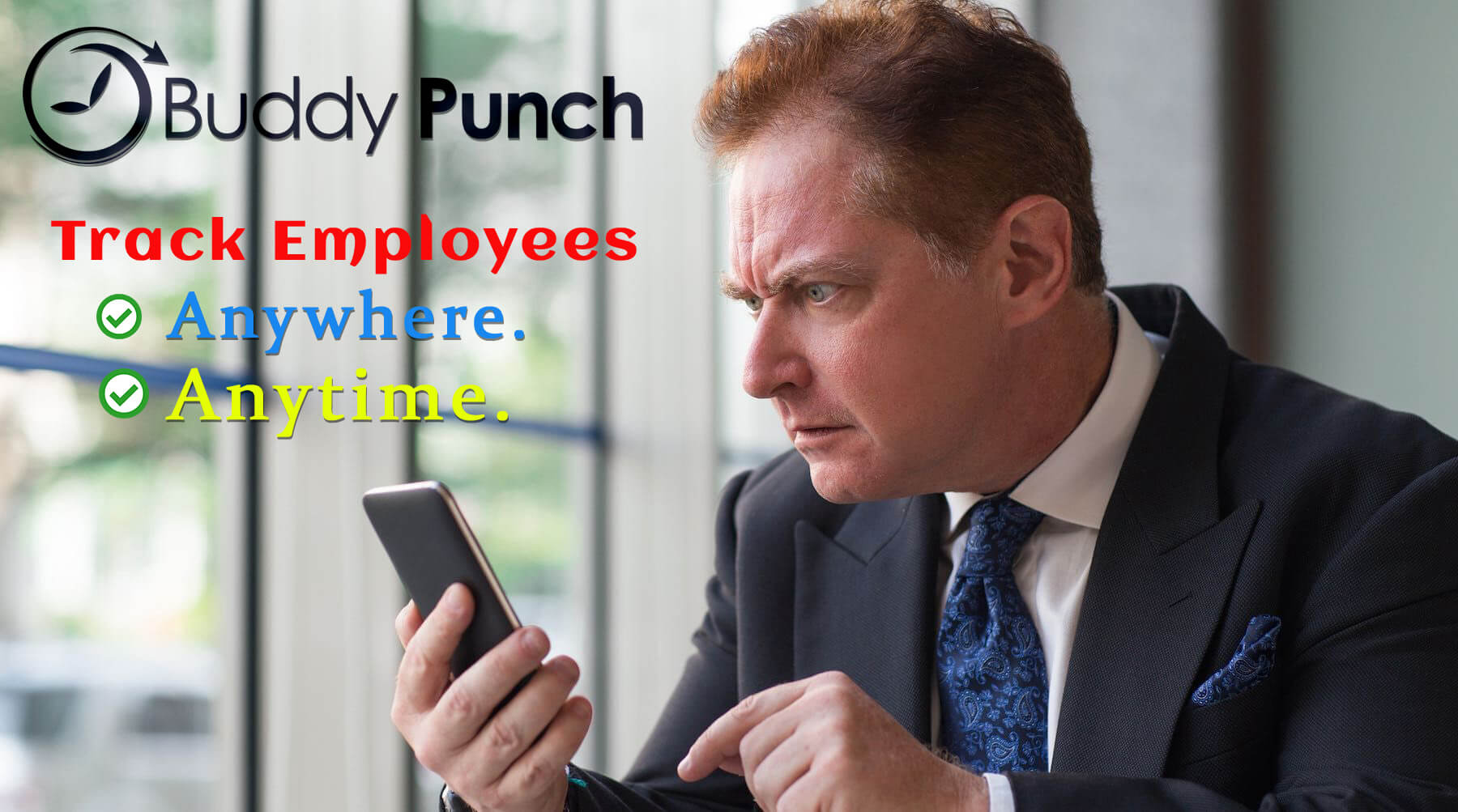 Manage Employees Attendance using Simple Time Clock Software