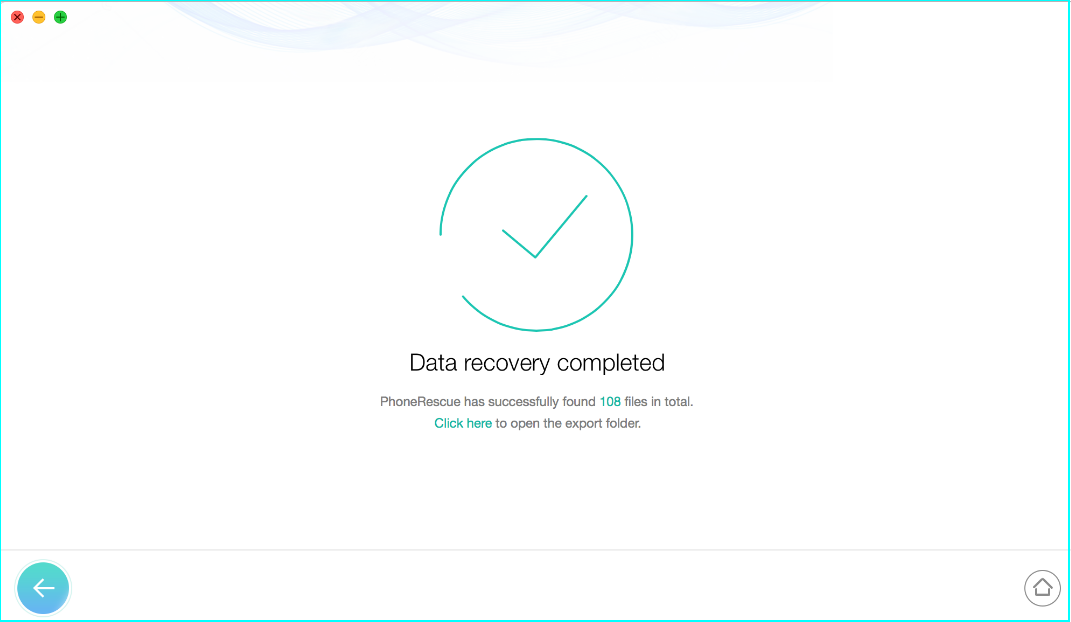 Recover All the Deleted Data From iPhone With PhoneRescue