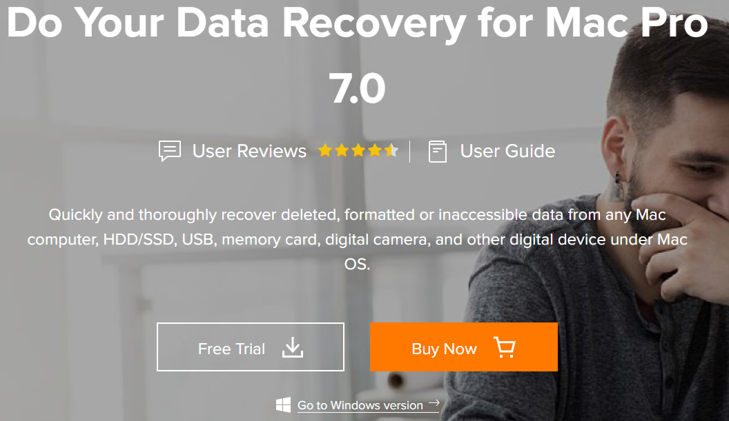 Recover Lost or Deleted Data from Your Mac Pro with Do Your Data Recovery Software