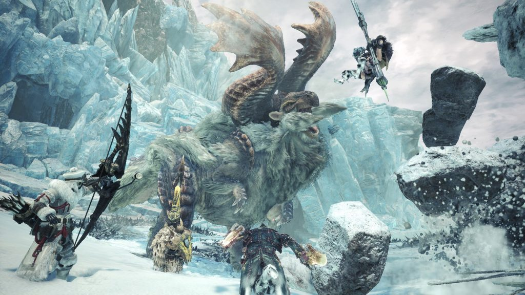Monster Hunter World- Iceborne